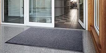 Технические характеристики грязепоглощающих ковров