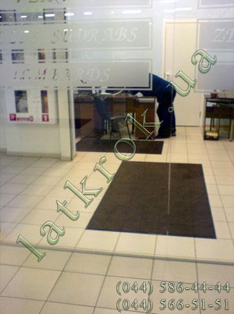 Грязепоглощающие ковры, купить, заказать