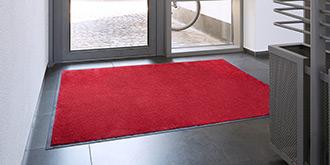Брудовідштовхуючі килимки для офісу