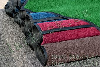 Брудопоглинаючі килими, ціна, замовити