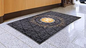 Купити килимок для офісу